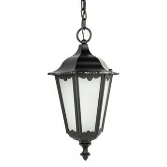 RETRO CLASSIC lampa wisząca 1 x 60W E27 sufitowa metalowa czarna stylowa SUMA K 1018/1/D