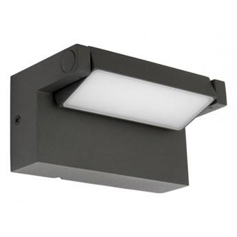 ROTA lampa ścienna 18 x SMD LED, 10W LED ogrodowa zewnętrzna kinkiet elewacyjna na balkon SUMA RT-K100