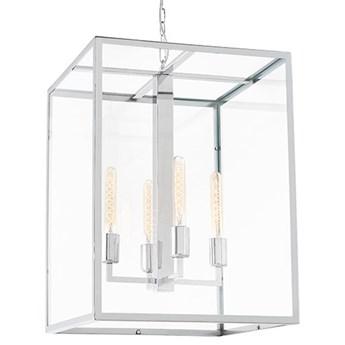 VITA L lampa wisząca L 4 x 60W E27 (chrom) KASPA 10153103