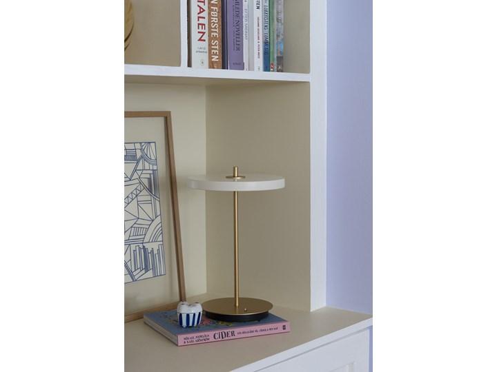 Lampa stołowa Asteria Move Pearl White, proj. S. R. Christensen, UMAGE Styl Skandynawski Kategoria Lampy stołowe