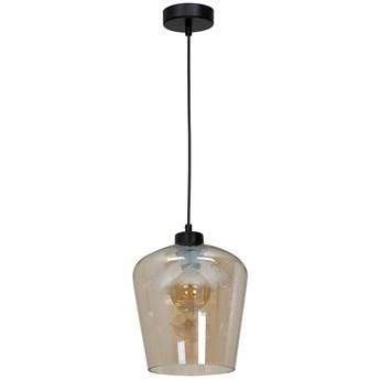 Lampa wisząca Santiago amber 1xE27