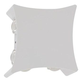 Kinkiet zewnętrzny Pensa IP54 biały LED Italux