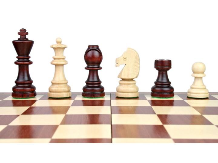 Szachy Turniejowe 7 - Intarsja Wiek dziecka dla starszaka (6-10lat) Kategoria Gry dziecięce