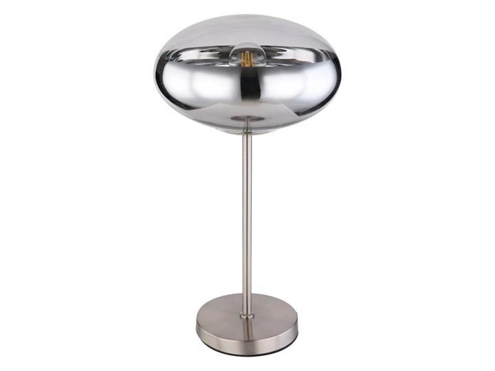 Globo 15445TC - Lampa stołowa ANDREW 1xE27/60W/230V Kategoria Lampy stołowe Wysokość 53 cm Kolor Srebrny
