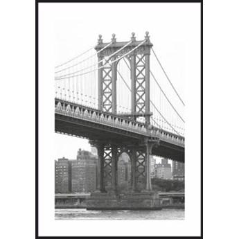Plakat Most na Manhattanie
