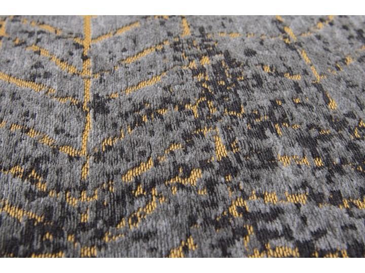 Dywan Nowoczesny Czarno Złoty - Broadway Glitter 8422 Dywany Prostokątny Pomieszczenie Salon Bawełna Poliester Kategoria Dywany