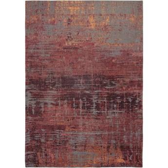 Dywan Nowoczesny Kolorowy - NASSAU RED 9125