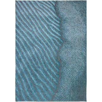 Dywan Nowoczesny Nowoczesny Niebieski - BLUE NILE 9132