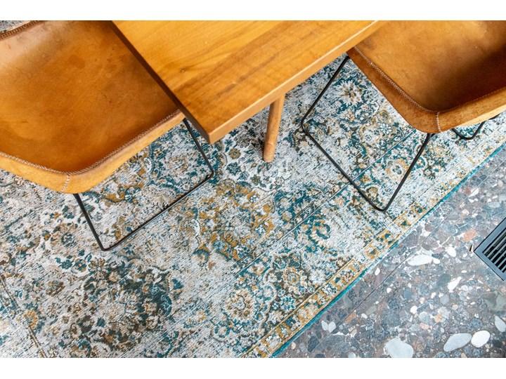 Dywan Nowoczesny Kolorowy Dywan - FENER 9127 Bawełna Dywany Pomieszczenie Salon Prostokątny Kolor Biały