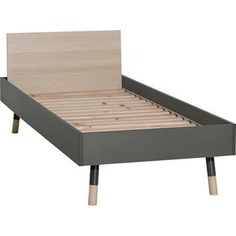 Łóżko 1-osobowe 90x200 Lori