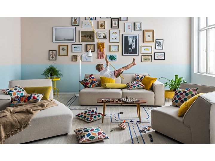 Poduszka Modo Pomieszczenie Salon Poduszka dekoracyjna Kwadratowe Kategoria Poduszki i poszewki dekoracyjne