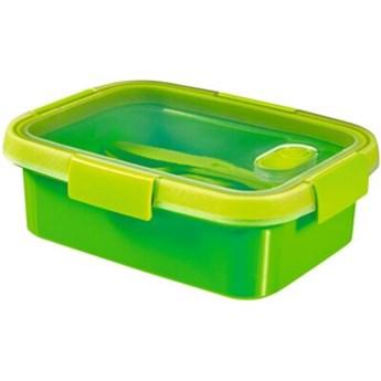 Pojemnik plastikowy CURVER Smart Go To Lunch 232571 1 L Zielony