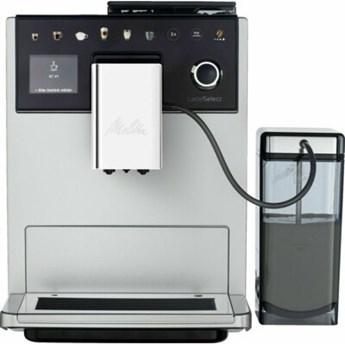 Ekspres MELITTA Latte Select F630-201 Srebrno-czarny