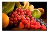 Obraz na płótnie OJE020_11 - Owoce na stole
