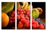 Obraz na płótnie OJE020_32 - Owoce na stole