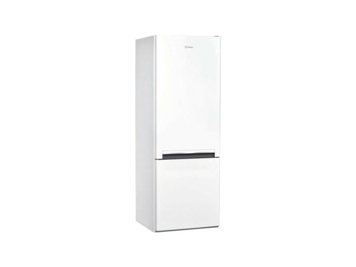Lodówka INDESIT LI6 S1E W Biała Kolor Biały Kategoria Lodówki