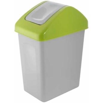 Kosz na śmieci BRANQ 1310 10L Zielony