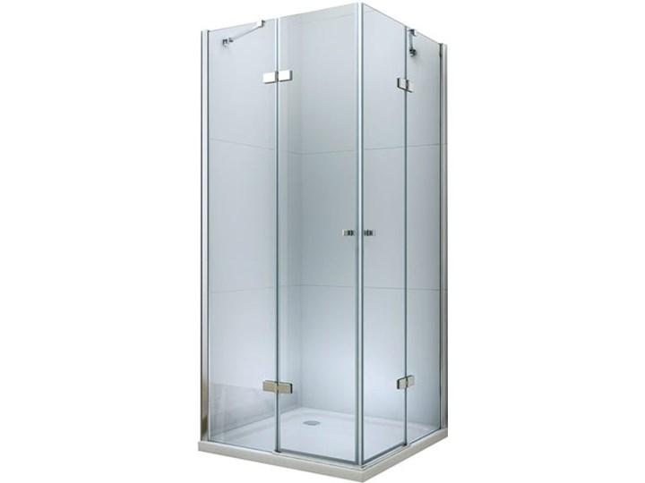 VELDMAN KABINA PRYSZNICOWA MADRIT ROZMIAR DO WYBORU Kategoria Kabiny prysznicowe Wysokość 195 cm Kolor Przezroczysty