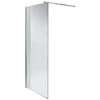 Walk In ścianka prysznicowa FLIT WALK, szkło hartowane 8 mm
