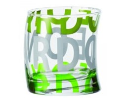 Szklanka 0,35 L Joy - Leonardo - zielona