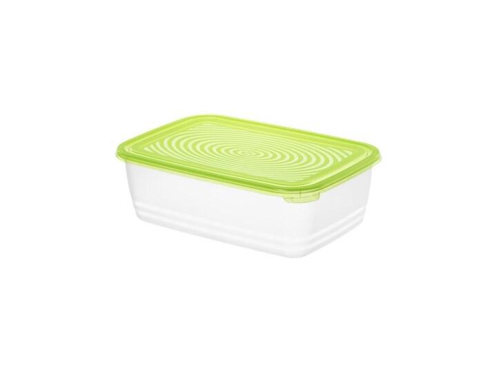 Pojemnik ROTHO Sunshine 1724105073RP 3.7 l Limonkowy Na żywność Kategoria Pojemniki i puszki