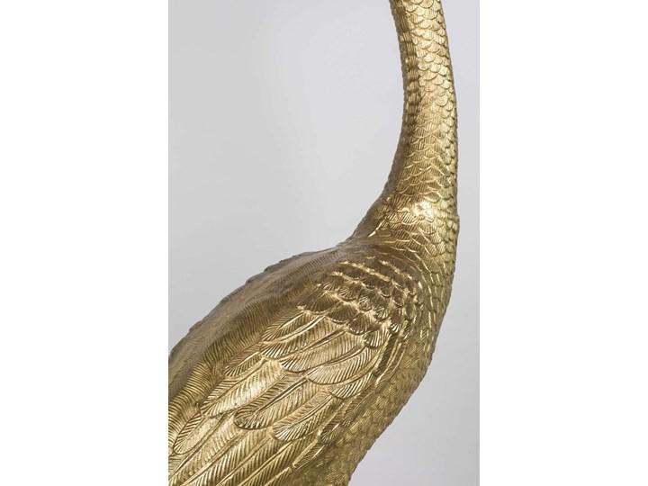Posąg A Tall Handsom Mosiądz Ptaki Metal Kategoria Figury i rzeźby