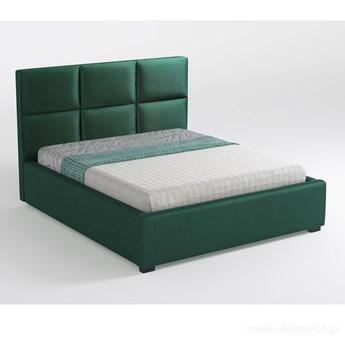 Łóżko Orio tapicerowane z pojemnikiem