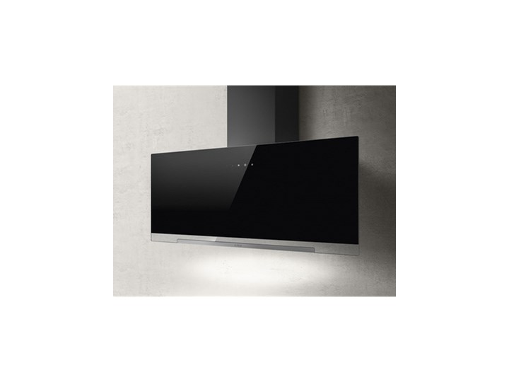 Okap przyścienny ELICA APLOMB BL/A/90 Okap kominowy Kategoria Okapy Kolor Czarny