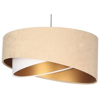 Beżowa skandynawska lampa wisząca - EX983-Holis