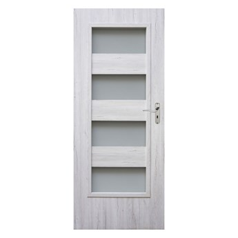 Drzwi pokojowe Winfloor Kastel 90 lewe dąb silver