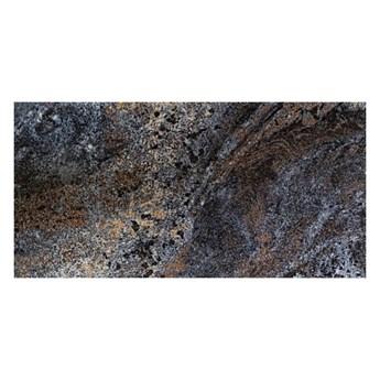 Gres polerowany Araka Ceramstic 60 x 120 cm niebieski 1,44 m2