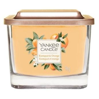 Świeczka mała Yankee Candle Elevation Collection Kumquat & Orange Słoik mały 96g