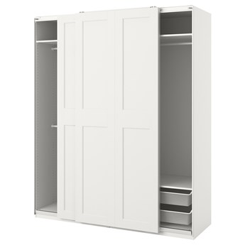 IKEA - PAX / GRIMO Kombinacja szafy