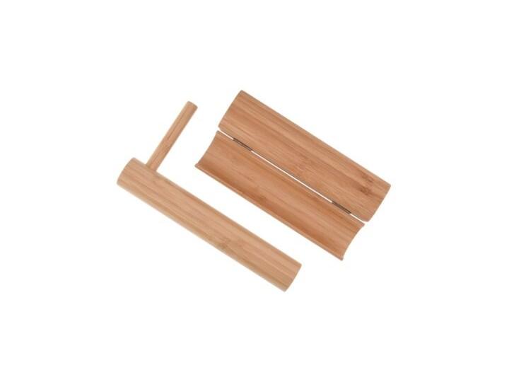 Maszynka do sushi forma DUKA JAPANDI bambus Kategoria Akcesoria do sushi Kolor Beżowy