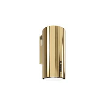 Okap przyścienny GLOBALO Heweno 39.2 Light Gold