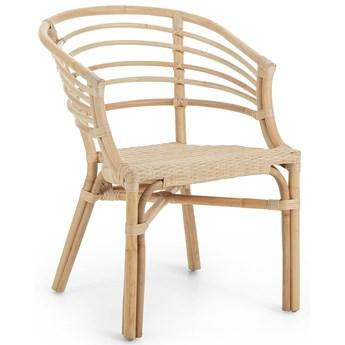 Krzesło Dewi naturalne