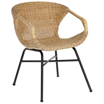 Krzesło Orie 55x74 cm naturalne