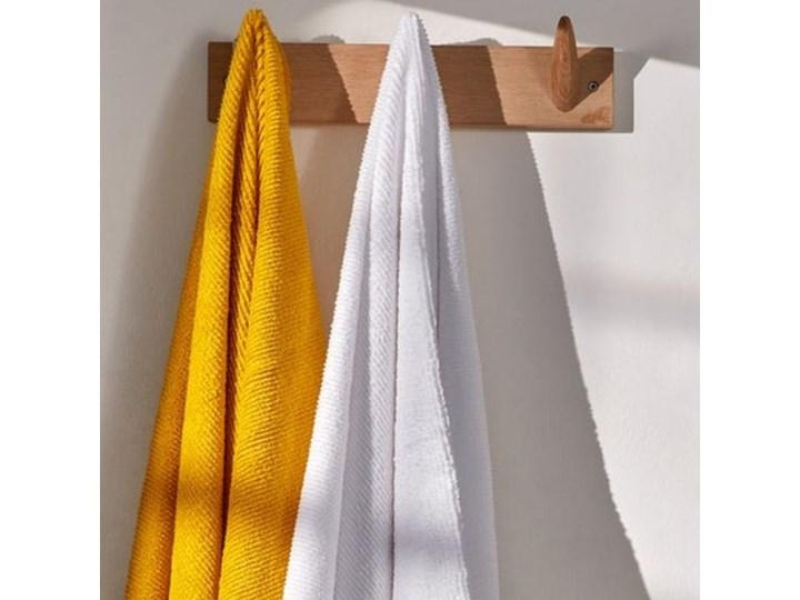 Ręcznik łazienkowy Miekki 100x50 cm musztardowy 40x70 cm Komplet ręczników 50x100 cm Ręcznik kąpielowy Bawełna Kategoria Ręczniki