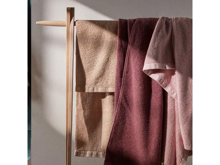 Ręcznik łazienkowy Miekki 150x95 cm beżowy 50x100 cm Ręcznik kąpielowy 95x150 cm Komplet ręczników 40x70 cm Bawełna Kategoria Ręczniki