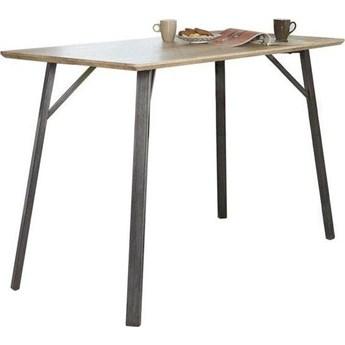 Stół barowy Fiko 140x70cm drewniany