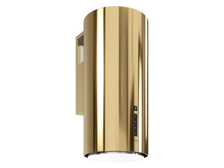 Okap kuchenny Heweno 39.2 Light Gold Poziom hałasu 45 dB Okap przyścienny Poziom hałasu 63 dB
