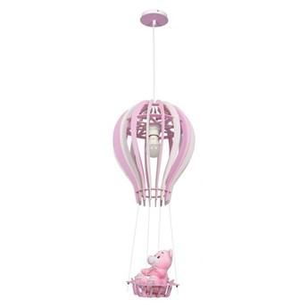 Lampa wisząca BALONIK PINK 1xE27 60W MLP6426 MiLAGRO MLP6426