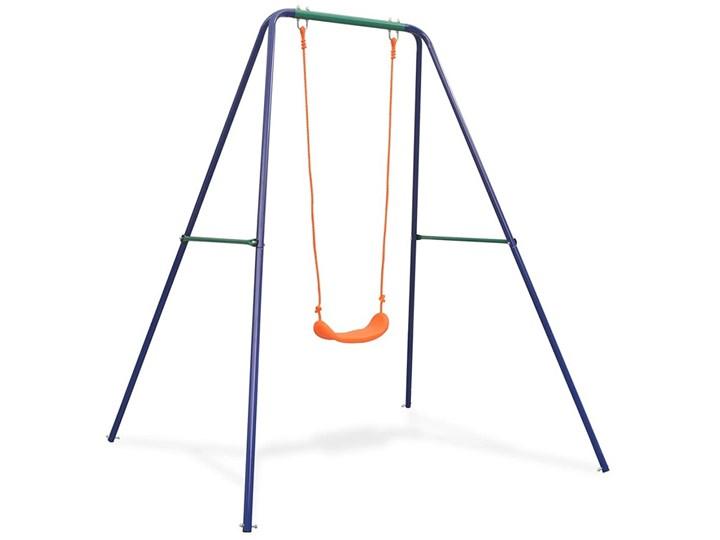 Kolorowa huśtawka ogrodowa dla dzieci - Lyris Metal Kategoria Huśtawki dla dzieci