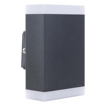 Globo 34186-2 - LED Kinkiet zewnętrzny OSKARI LED/9W/230V IP44
