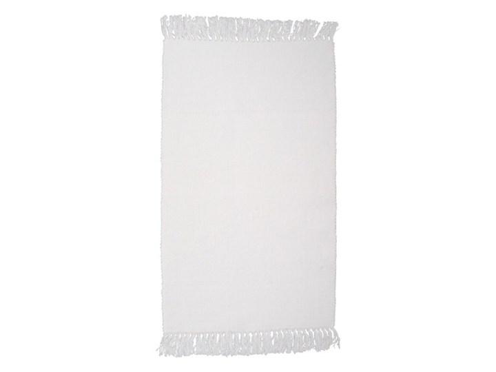 Dywanik 50 x 80 cm biały