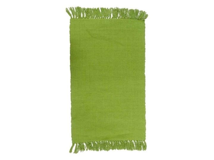Dywanik 50 x 80 cm jasny zielony 50x80 cm Kategoria Dywaniki łazienkowe