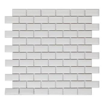 Mozaika Trentie GoodHome 30 x 30 cm white