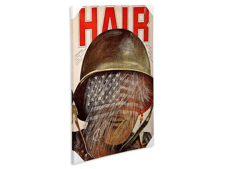 Andrzej Pagowski For Empik Canvas Hair 50x70 Cm Darmowa Dostawa