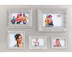 Collage, Ramka na zdjęcia, srebrna - Darmowa dostawa do ponad 190 salonów empik!