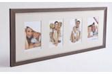 Orlando, Ramka na zdjęcia, galeria, srebrna z domieszką złota, 23x62 cm - Darmowa dostawa do ponad 190 salonów empik!